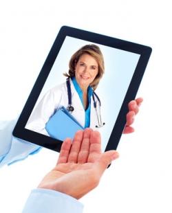 Webvisitenkarte für Ärzte