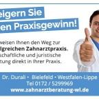 Anzeige Zahnarztberatung Durali