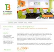 Startseite Praxishomepage Dr. Badziong